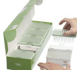 Tip 125µl Green Choice