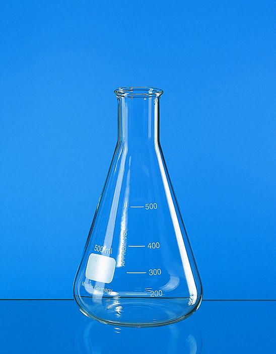 Erlenmeyerkolber - Glas