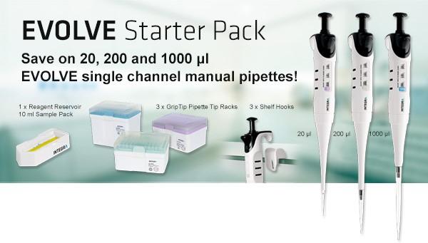 Evolve Start pack